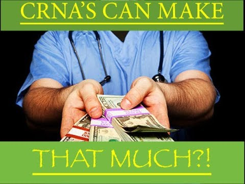 Behind The Scenes Of CRNA School: The Highest Salaries For Nurse Anesthetists