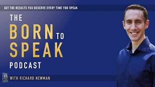 Born To Speak podcast - Episode 1 - Robert McKee - business storytelling