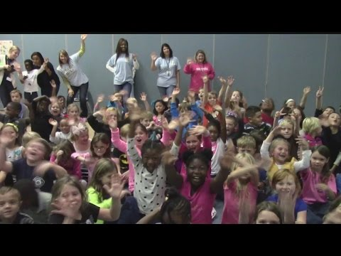 Rob's Weather 101 with 2nd Graders at Beech Hill Elementary School