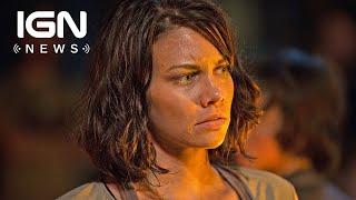 Lauren Cohan Is Coming Back for Walking Dead: Season 9 - IGN News