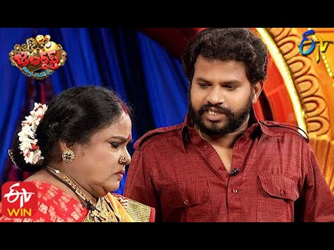 Hyper Aadi & Raising Raju Performance | Jabardasth | 10th September 2020 | ETV Telugu