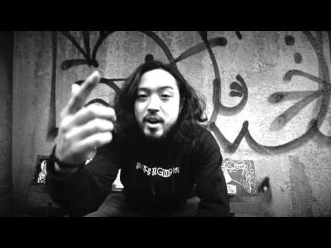 DJ RYOW『ビートモクソモネェカラキキナ 2016 REMIX feat.般若, 漢 a.k.a. GAMI & R-指定』【Music Video】