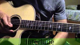 Every Teardrop Is A Waterfall-Coldplay. Boyce Avenue Guitar Lesson