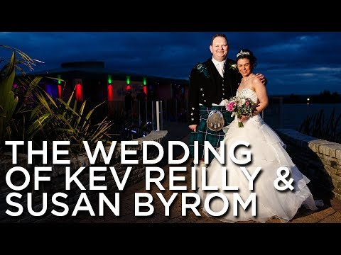 2015-08-28 'The Wedding Of 'Mr. Kevin Reilly' & 'Miss. Susan Byrom''