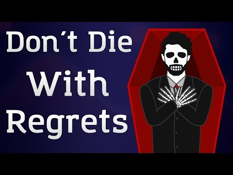 Masculine Man: How To Live Without Regret