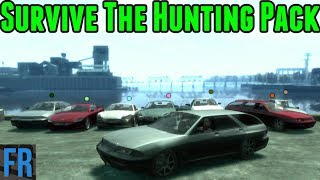 Gta 4 Challenge - Survive The Hunting Pack