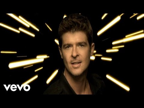 Robin Thicke  Magic