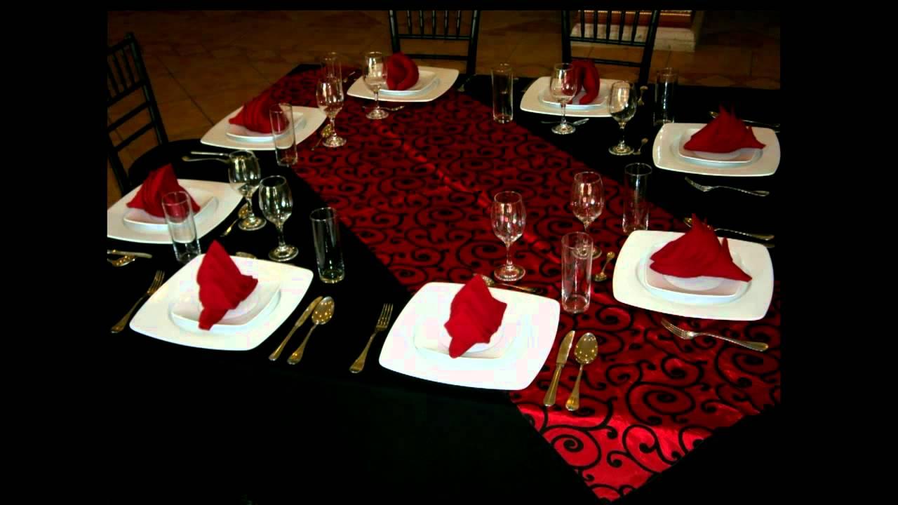 Salon de eventos emporio guadalajara mex muestra de - Mesas para salon ...
