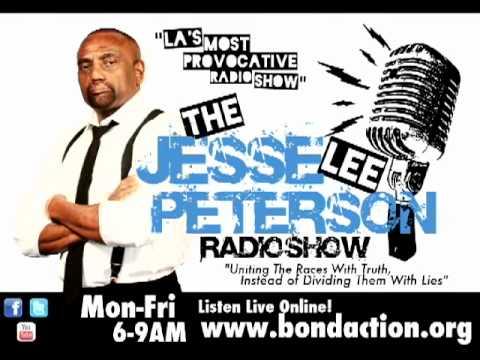 Jesse Lee Peterson Radio Show Manhood Hour with Professor Hugo Schwyzer on Men and Women DIfferences