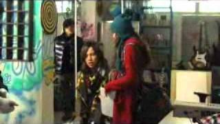 Jang Geun Suk - Moon Geun Young first kiss BTS