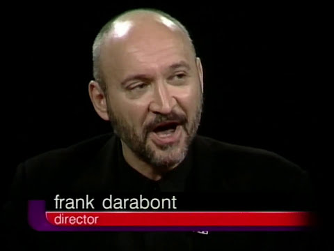 Director Frank Darabont interview on