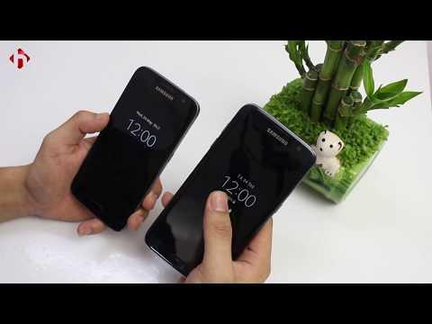 Khen Mà Chê: bộ đôi Samsung Galaxy S7 / s7 edge | HungMobile