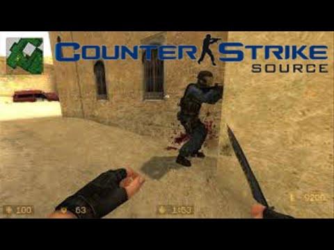 Counter Strike Source - 2020 Multiplayer - de_dust2 (25-5)