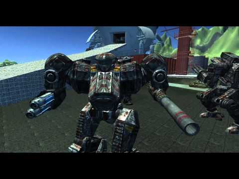 Mechwarrior Living Legends Chaos March Duchy of Small attacks Outreach Map4 MilitaryBase