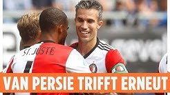 Van Persie nimmt Breda auseinander | Feyenoord Rotterdam - NAC Breda 4:2 | Highlights | Eredivisie
