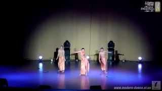 "Jozef Van Wissem - Streets of Tangier - ""Shiva"" performance by  Irina Plotnikova - TDS"