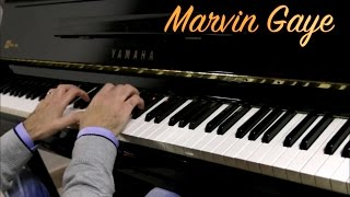 Charlie Puth - Marvin Gaye ft Meghan Trainor HQ Piano Cover