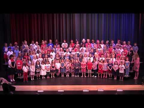 2019-06-06 Spring Street School Flag Day Celebration