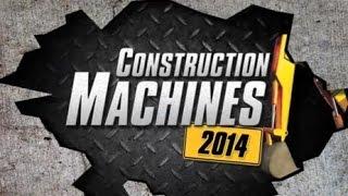 Gry z piekła rodem - Construction Machines 2014 - Odcinek 1