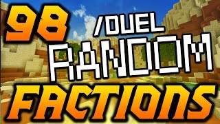 "Minecraft Factions VERSUS: Episode 98 ""1 MILLION RANDOM /DUELS"""
