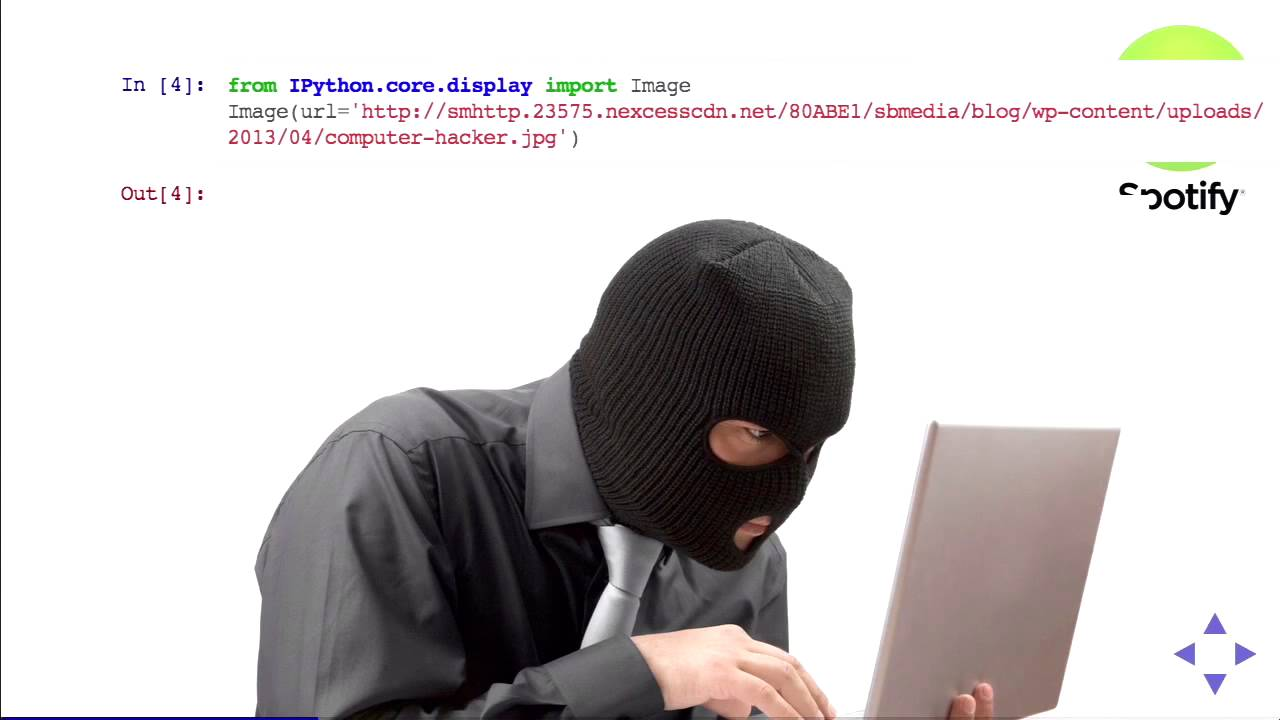 Image from Lynn Root - How To Spy with Python