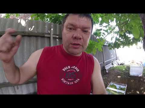 Великое путешествие 1. Рыборазводня Сергея город Шахты