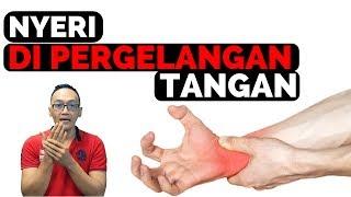 sakit di pergelangan tangan