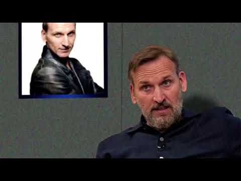 Christopher Eccleston's First Convention! Sketch