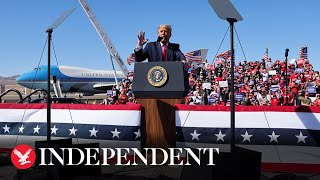 Watch again: Trump campaign rally in Bullhead City, Arizona