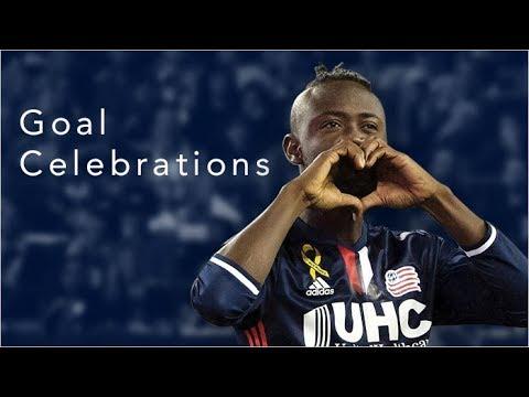 Celebrate good times! Kamara's best goal celebrations