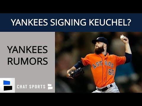Yankees Rumors: Interest In Dallas Keuchel, Targeting Nolan Arenado, & Congrats To Mariano Rivera