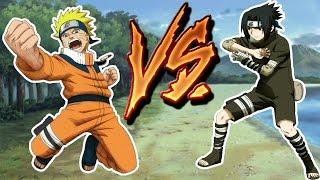 Naruto Ultimate Ninja Heroes 2 Gameplay
