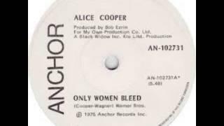 Only women bleed - Alice Cooper - Fausto Ramos