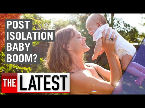 Coronavirus: Are We Set For A Post-isolation Baby Boom? | 7NEWS