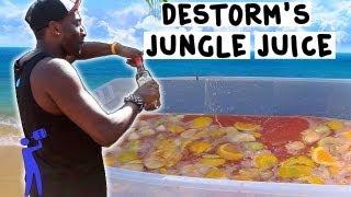 How To Make Destorm's Jungle Juice! - Tipsy Bartender