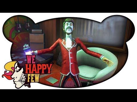 We Happy Few #21 - Ooh benimm' dich, Baby! (Gameplay Deutsch German)