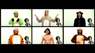 THE JUNGLE BOOK - Bare Necessities Acapella (Ft. PAINT aka Jon Cozart)