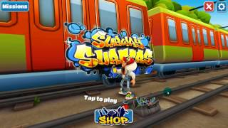 Play Subway Surfers On [PC] With Keyboard | Tutorial