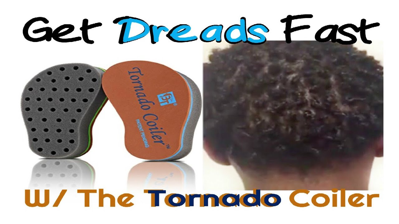 Get Dreads Fast With The Tornado Coiler And Jamaican Mango