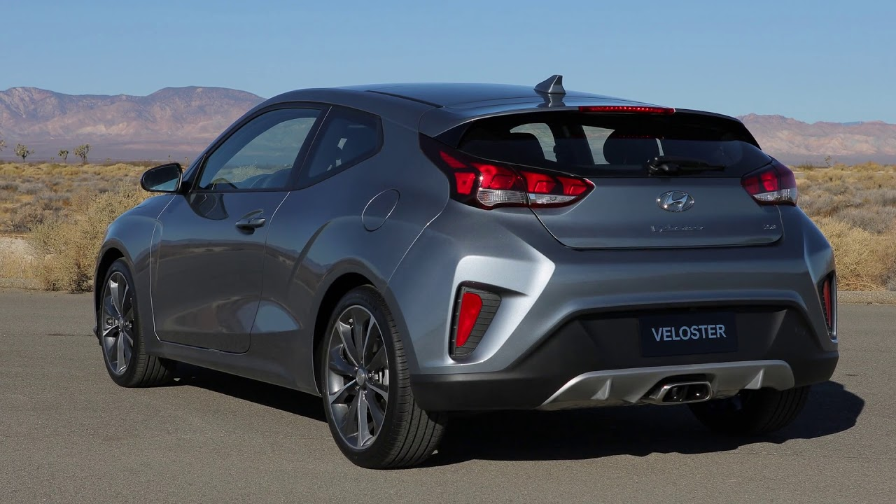 All-New Hyundai Veloster & Veloster N