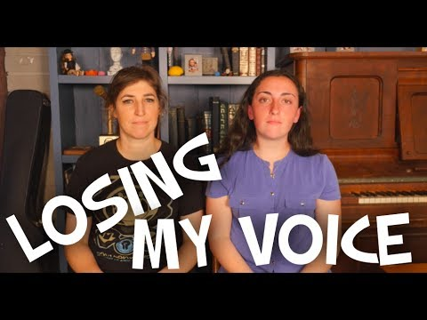 Thumbnail: Losing My Voice