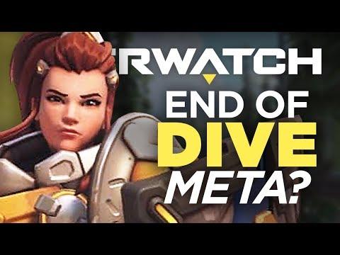 Brigitte Will Change EVERYTHING? - Overwatch Meta Discussion
