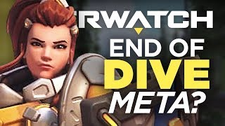 Brigitte Will Change EVERYTHING? - Overwatch Meta Discussion