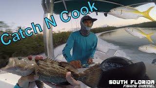 Catch n cook | Keys Patch Reef Fishing