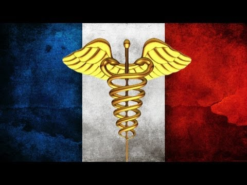 France vs. USA: Health Care