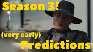 Westworld season 3 Early predictions