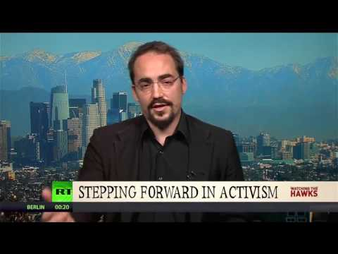 "Peter Joseph Interview, ""Watching the Hawks"" May 1st 2017 [ The Zeitgeist Movement ]"