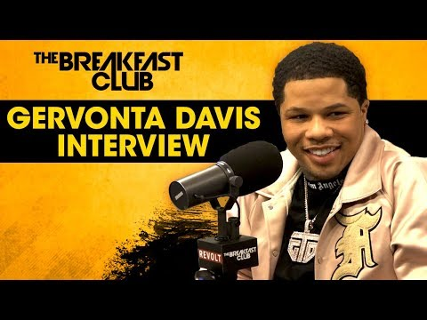 Download Youtube: Gervonta Davis On Floyd Mayweather, Mike Tyson Mentality + His Next Fight