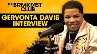 Gervonta Davis On Floyd Mayweather, Mike Tyson ...