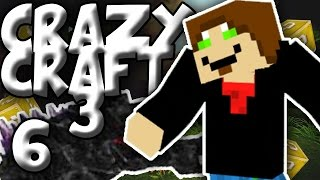 Minecraft | MOBZILLA, LUCKY BLOCKS | Crazy Craft 3 Ep.6